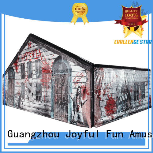 Joyful Fun room inflatable maze inquire now for outdoor