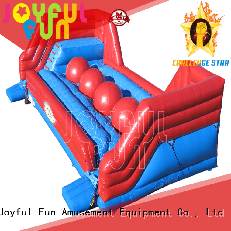 Joyful Fun inflatable inflatable games factory for lake