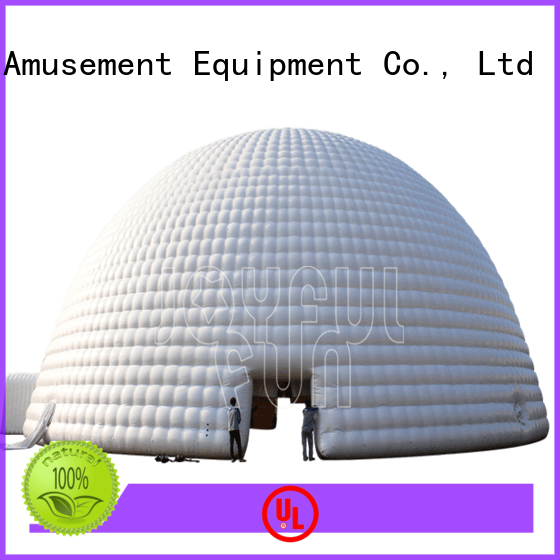 certificated giant inflatable tent giant wholesale for lake