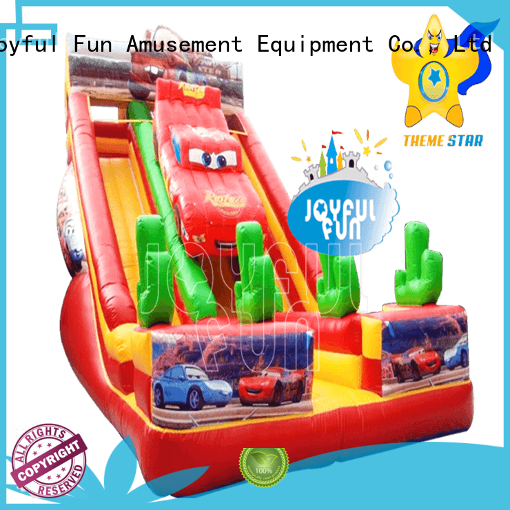 hot selling giant inflatable slide fun customized for kids