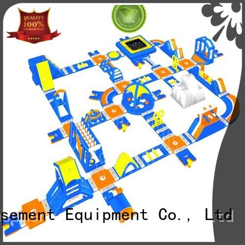 Joyful Fun hot selling giant inflatable water park manufacturer for children