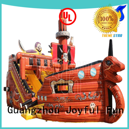 Joyful Fun professional bounce playhouse factory price for outdoor
