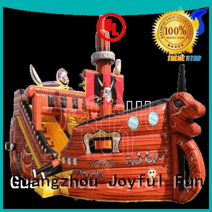 Joyful Fun professional bounce playhouse factory price for outdoor