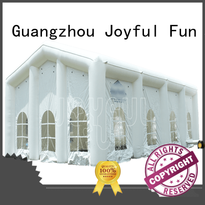 Joyful Fun white wedding tent manufacturer for kids