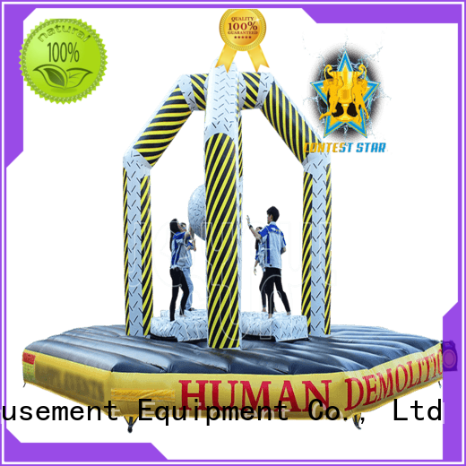 professional commercial inflatables wholesale course personalized for park