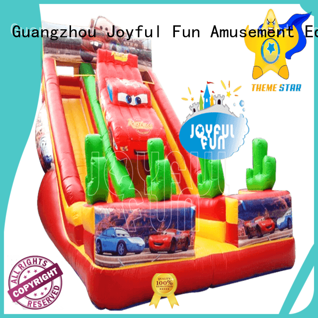 Joyful Fun inflatable inflatable slide factory series for kids